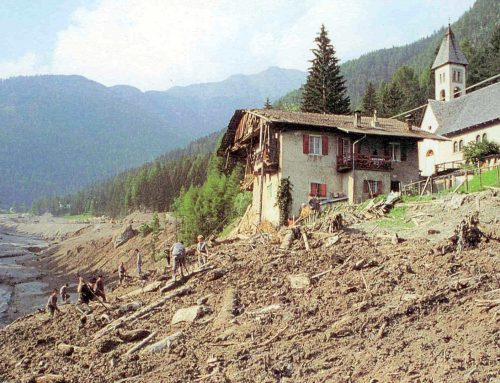 The Val di Stava (Trento, Italy) disaster